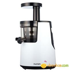 Hurom Korea HUROM HH 2G - 2. gen, typ L (s páčkou) - barva bílá - luxusní šnekový odšťavňovač